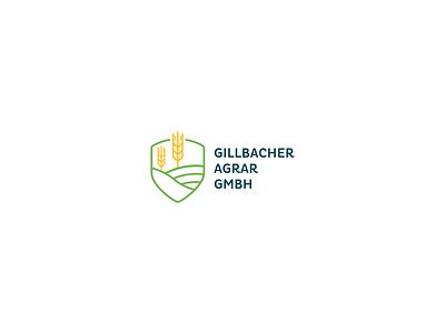 "Brand Identity for ""Gillbacher Agrar GmbH"" corporate branding gillbacher agrar gmbh logo design grafikdesign corporate identity design corporate brand identity"