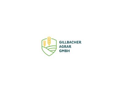 "Brand Identity for ""Gillbacher Agrar GmbH"""