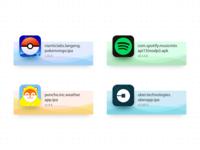 App Testing (card test)