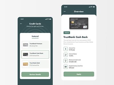 credit card sign up - UI concepts wallet app design ui design banking bank app payment creditcard sign up finance finance app fintech fintech app credit card mobile ui product design ui