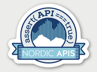 NordicAPis sticker