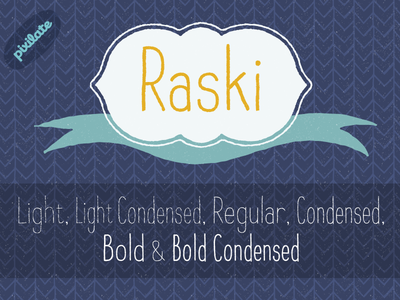 Raski Hand drawn font type design typeface rough handwritten font