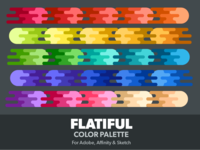 Flatiful Color Palette
