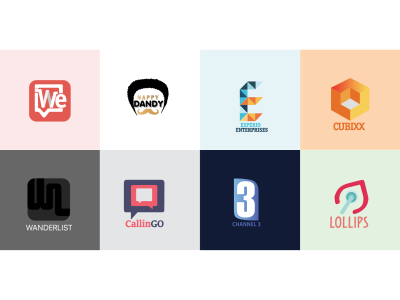 Hanful of logos 00000