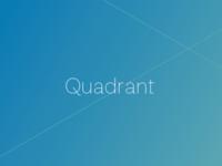 Quadrant Logotype