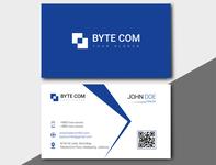 DV Vector 0007 vector business card flat logo design branding typography
