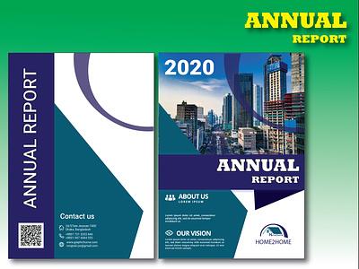 Annual report cover illustrator design logo vector bussines card typography envelope id card design illustration branding