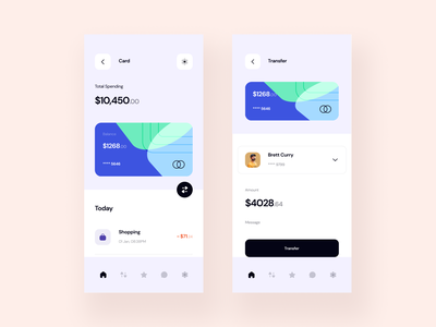 Finance UIX clean startup minimal app mobile ios screen finance user experience userinterface application interface creative design studio agency india designer design theosm ui ux