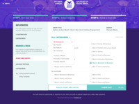 Shorty Awards App UI – Entry Flow