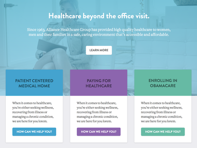 Teaser – Alliance Healthcare Group medical health healthcare