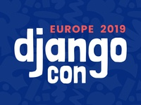 DjangoCon Europe 2019 Conference Design + Identity