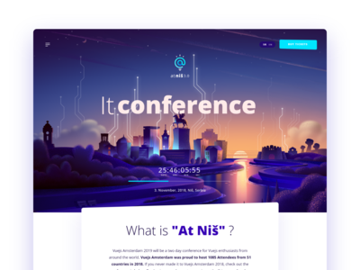 It Conference Web UI