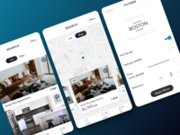 Real Estate App | Search