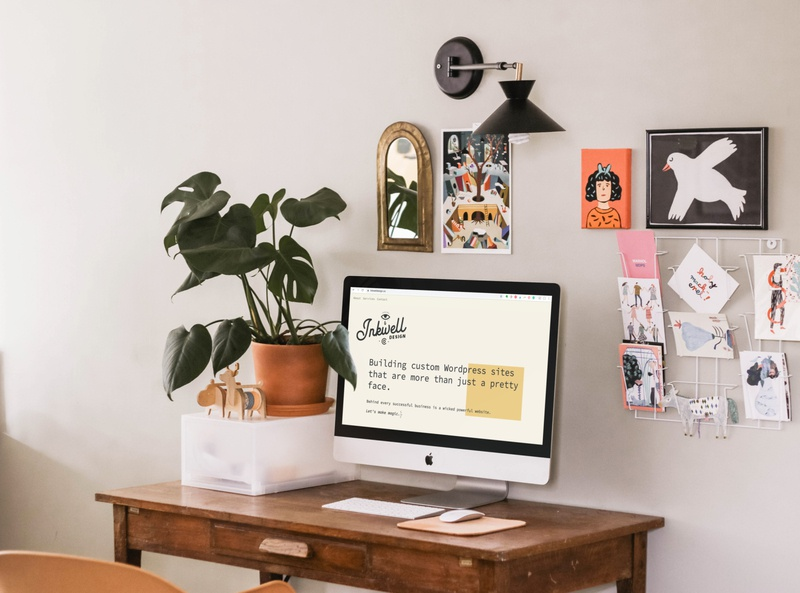 Inkwell Design Co. site