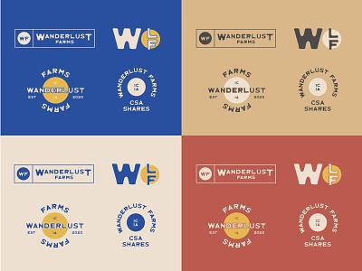 Farm logos colorschemes feedbackplease logo farmbranding