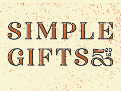 Simple Gifts V