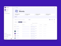 Fintechdb Category Page & Icons
