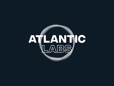 Atlantic Labs Rebrand logo design organic branding logotype logo brand