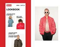 Supreme x Louis Vuitton - Mobile Lookbook