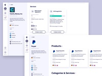 Fintechdb Company Screen