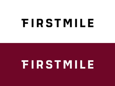 Firstmile Logo Update