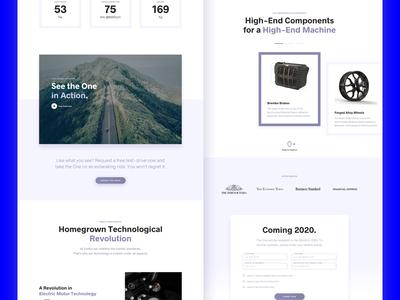 Emflux Homepage