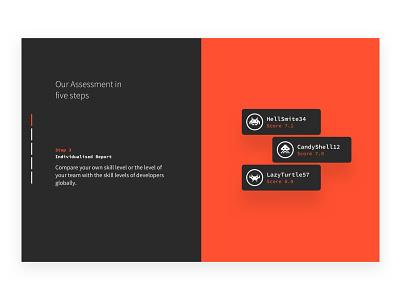 Skillerz Illustrations brand nerd geeky assessment coders development illustration
