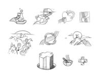 CMM Sketches