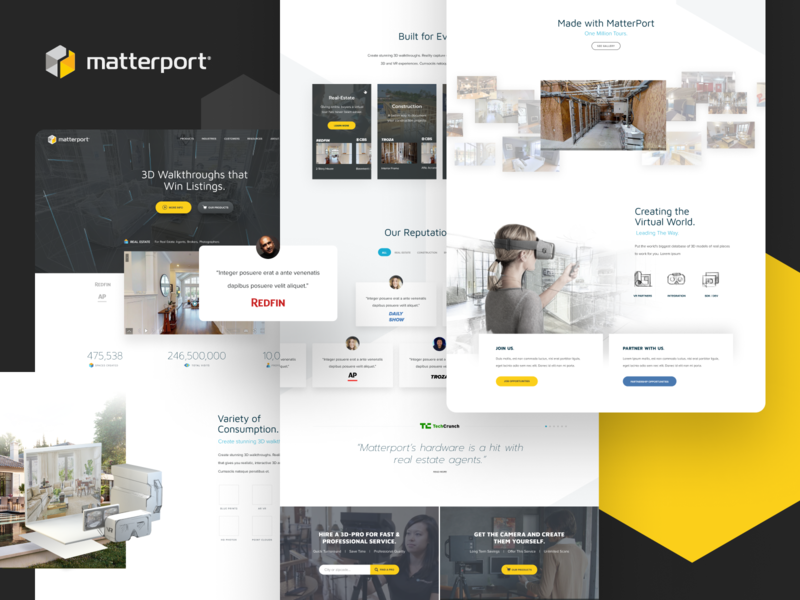 Matterport Home Concept