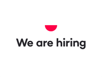 Hiring   Senior Brand Designer xd team logo illustration design brand design brand branding unfold animation jobs hiring