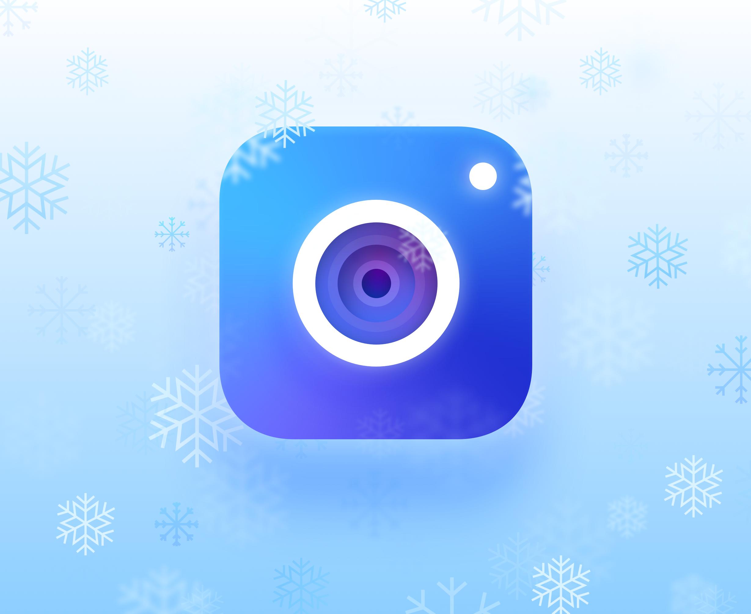 Cameraapp icon 2x