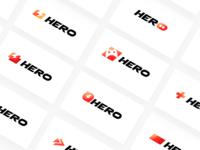 Hero Symbol Concepts