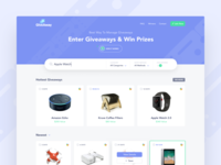 Giveaway.app Home