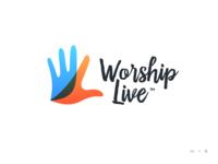 WorshipLive Logo
