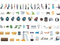 PJ Illustrations Elements
