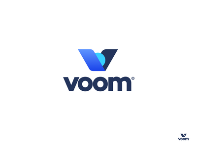 Voom Pearl Concept unfold brand agency devices medical secure safe pearl logo brand voom branding