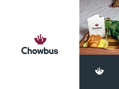 Chowbus Brand Concept fresh steam bowl mockup brand branding delivery food concept chowbus