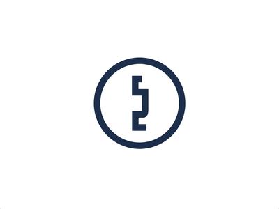 Nickle Logo v2 lock key homes realestate nickle mockups branding agency unfold branding brand reveal animation concept logo logotype
