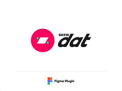 SkewDat for Figma unfold plugin figmaplugin ux figmadesign tools tool skew figma