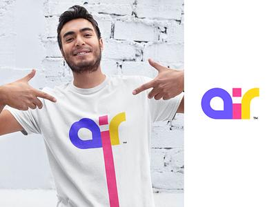 Fresh Air agency unfold brand logo