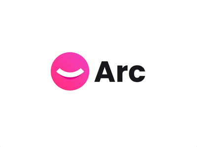 Arc Plugin illustration logo branding fonts type arc curve productivity unfold team tools plugin figma design uidesign uiux ui agency typography font