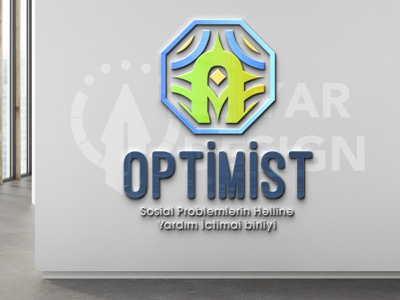 OPTIMIST Logo Design