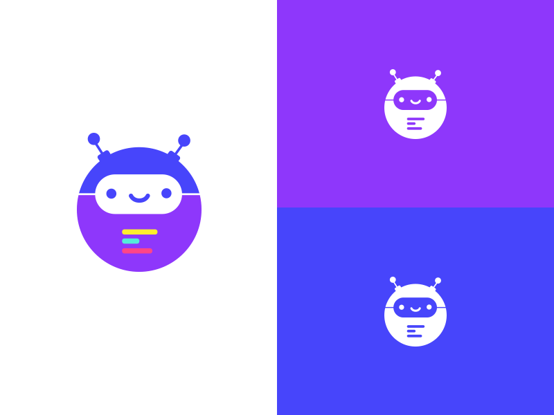 Slack Bot Avatar illustration icon avatar slack bot