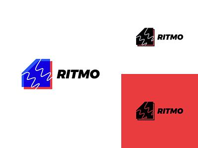 Ritmo ruby meetup identity mark brand branding logo