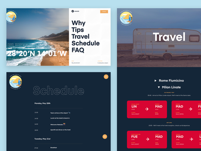 Nebulab Team Retreat Guide 2019 design website ux ui web design web