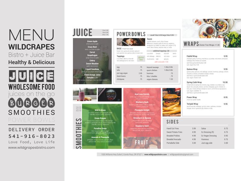 Menu board design typography illustration illustrator branding art minimal flat design menu design menu bar menubar menu