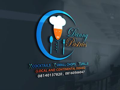 Danny Pastries Logo