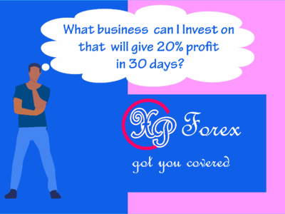Forex trading e-flyer graphics design illustration forex trading