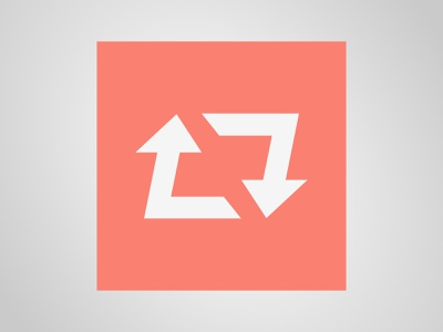 Mixbag app icon minimalistic icon