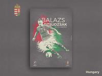 Retro Poster Collection - Balazs Dzsudzsak